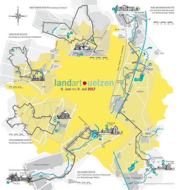 Kulturelle Landpartie Karte.Newsletter Woltersburger Muhle Mai 2017